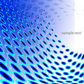 CD cover  whit halftone Stock Images