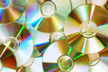 Cd disks Stock Images