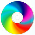CD / DVD Stock Image