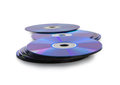 CD or DVD disc.