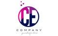 CE C E Circle Letter Logo Desi...