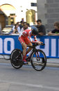 Cecile ludwing denmark uci road world championshi championships tuscany individual time trial women juniors note that the Stock Images