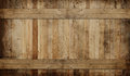 Cedar panel Royalty Free Stock Photos