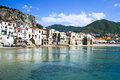 Cefalù, Palermo - Sicily Royalty Free Stock Photo