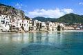 Cefalù, Palermo - Sicily Royalty Free Stock Photo