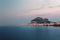 Cefalu. small historic town in the Sicily