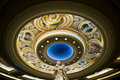Ceiling in Hard Rock casino and hotel Royalty Free Stock Photo