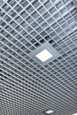 Ceiling a in the ofise Royalty Free Stock Photos