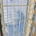 The ceiling in Sunderby hospital Royalty Free Stock Photo