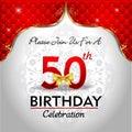 Celebrating 50 Years Birthday,...