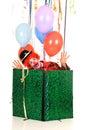 Celebration clown Royalty Free Stock Photos