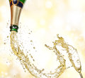 Celebration theme Royalty Free Stock Images
