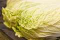 Celery Cabbage Stock Photo