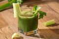 Celery juice Royalty Free Stock Photo