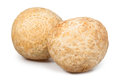 Celery root on white background Royalty Free Stock Photos