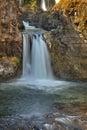 Celestial Falls At White River...