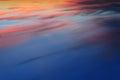 The celestial ocean Royalty Free Stock Photo