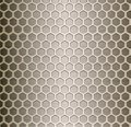 Cell metal background vector illustration Stock Photo