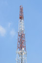 Cell Phone Tower Royalty Free Stock Photo