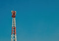 Cellphone tower Royalty Free Stock Photo