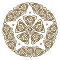 Celtic ancient pattern