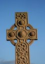 Celtic cross Stock Images