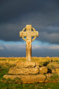 Celtic Cross Royalty Free Stock Photo