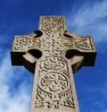 Celtic Cross 2 Royalty Free Stock Photo