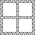Celtic Knot Illustration Royalty Free Stock Image