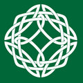 Celtic Knot Motif Royalty Free Stock Photo