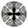 Celtic national cross.