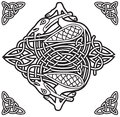 Celtic ornament Stock Photography