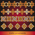 Celtic ornaments Stock Image