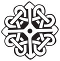Celtic Symbol Royalty Free Stock Images