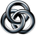 Celtic wedding band or corporate unity sumbol