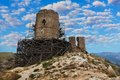 Cembolo genoese fortress in balaklava crimea ukraine Stock Photos