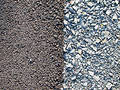 Cement Gravel Rocks Textures Stock Images