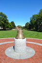 Centennial Bell at Harvard University