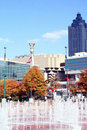 Centennial Olympic Park - Atlanta Stock Photos