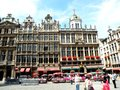 Center of Brussel Royalty Free Stock Photo
