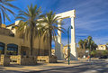 Center of Jaffa Royalty Free Stock Photo