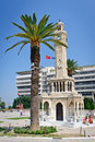 Center of Konak, Izmir province of Turkey Royalty Free Stock Photography