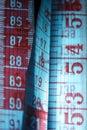 Centimeter Stock Image