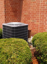 Central Air conditioner Royalty Free Stock Photo