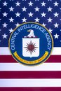 Central Intelligence Agency Royalty Free Stock Photo