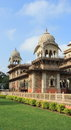 Central museum In Jaipur. Royalty Free Stock Photos