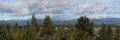 Central Oregon Cascades Royalty Free Stock Photo