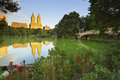 Central Park. Royalty Free Stock Photo