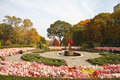 Central Park Garden Royalty Free Stock Photos