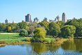 Central Park, New York City Royalty Free Stock Photo